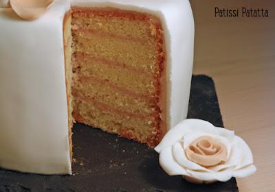 cake design, gâteau romantique, gâteau fleuri, gâteau d'anniversaire, roses cake, modeling flowers, roses en gumpaste, patissi-patatta