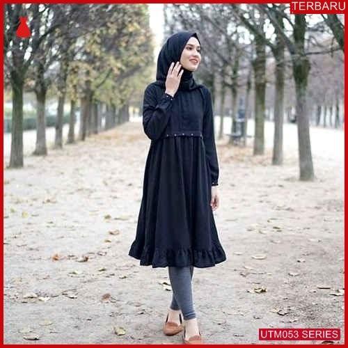 UTM053A89 Baju Andara Muslim Tunik UTM053A89 035 | Terbaru BMGShop