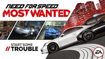 NFS MOST WANTED APK + OBB DATA - DROIDFULL