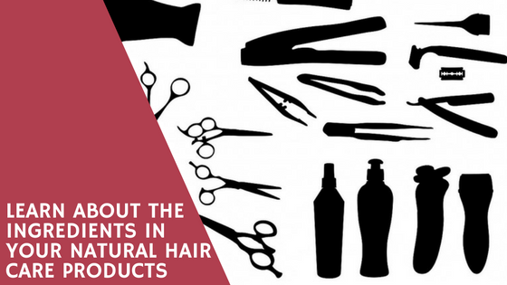 FroBunni | Learn About the Ingredients in Your Natural Hair Care Products