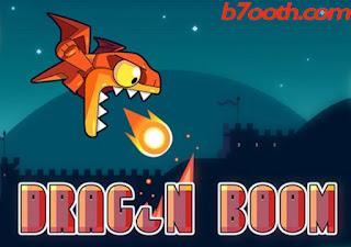 لعبة Drag'n'Boom التنين الغاضب للايفون