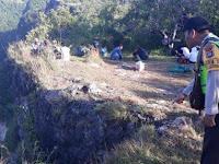 Kemah di Saren Cliff, Siswa SMK Nusa Penida Jatuh dari Tebing Curam