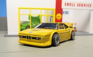 Matchbox World Class BMW M1