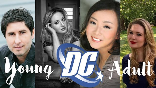 Nuestros escritores Young adult se adentran en el universo DC