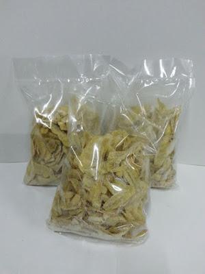 Kerepek Pisang Manis (Tabur Gula) - Fav orang kelate sebab laris di kelate..
