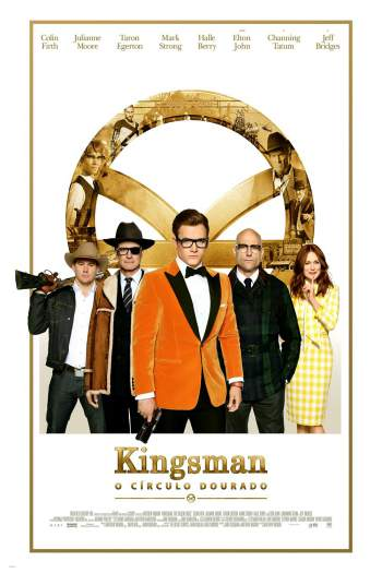Kingsman: O Círculo Dourado Torrent – BluRay 720p/1080p Dual Áudio