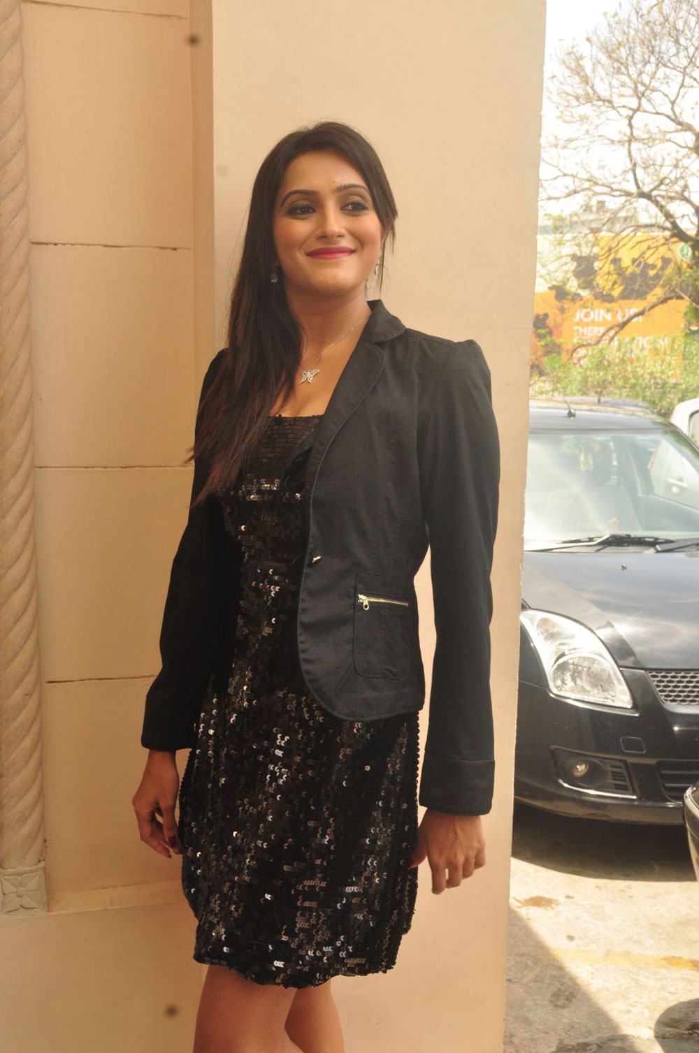 Priyanka rao photos at dzire exhibition launch