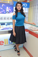 Yamini Bhaskar Stills at Cell Bay Launch TollywoodBlog