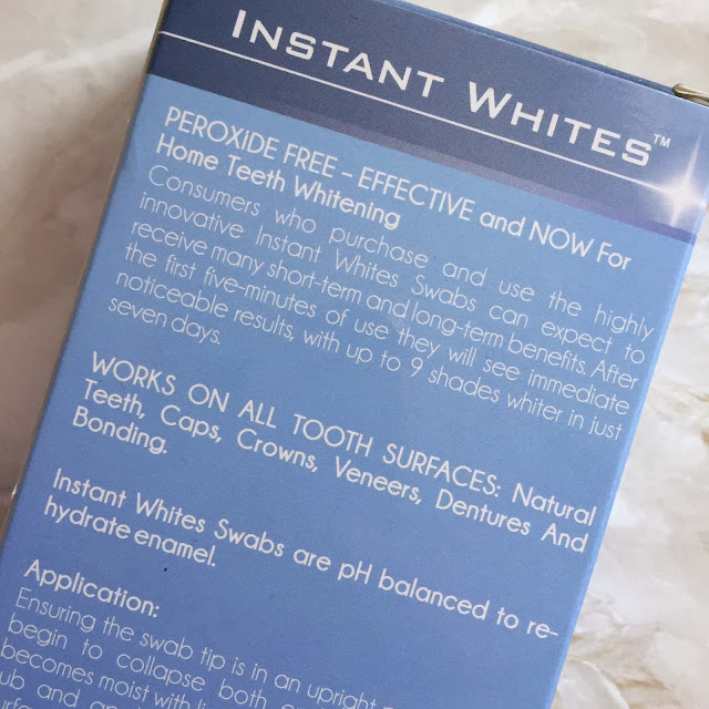Instant Whites 7 Day Teeth Whitening Kit