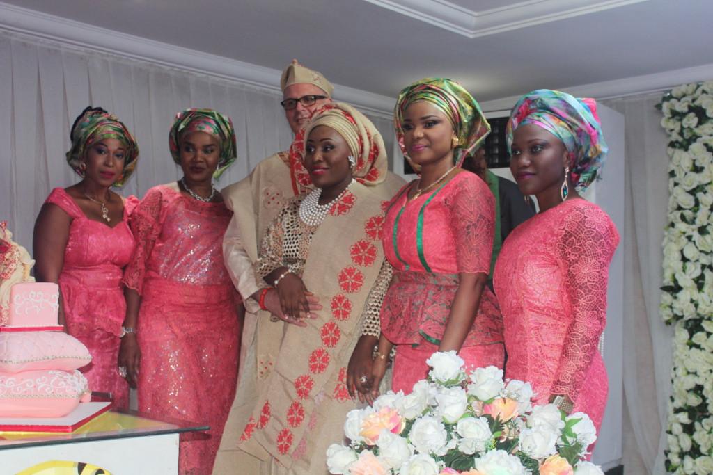 Iyabo Ojo Mercy Aigbe At Nigerian Journalist Faith Irabor