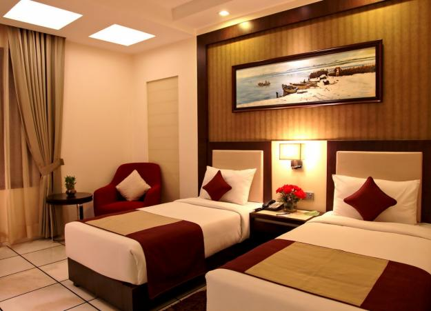 Star Hotels Near Chennai Central Railway Station