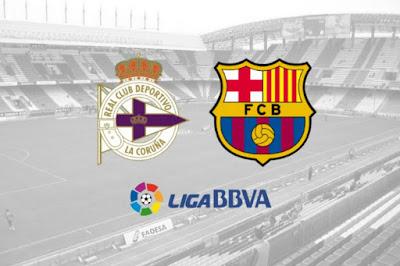 Ver Deportivo La Coruña Vs Barcelona EN VIVO | Liga BBVA Por Internet 20/04/2016