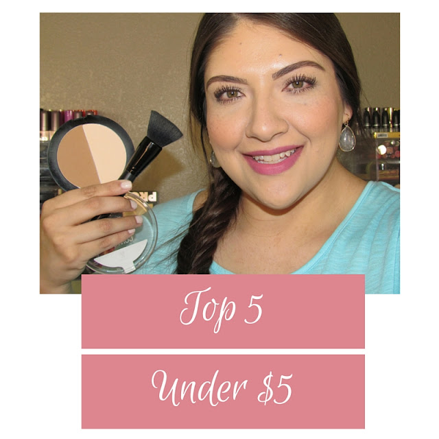 Top 5 Beauty Products Under $5 | beautywithlily.com