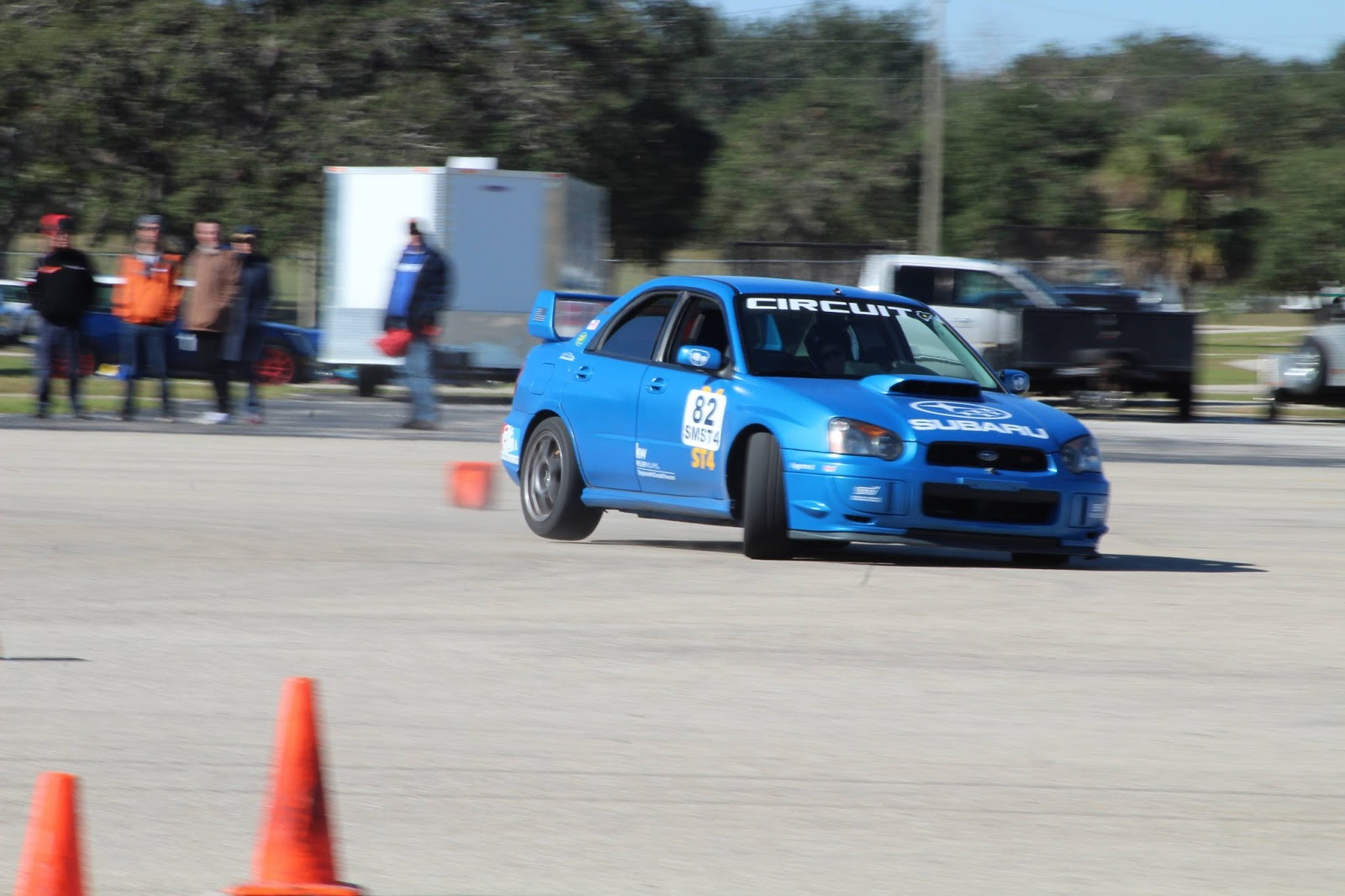 Circuit Motorsports Flat Out 2017 Autocross Victory
