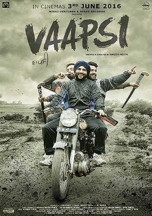 Vaapsi 2016 Full Hd Punjabi Movie Download 720p