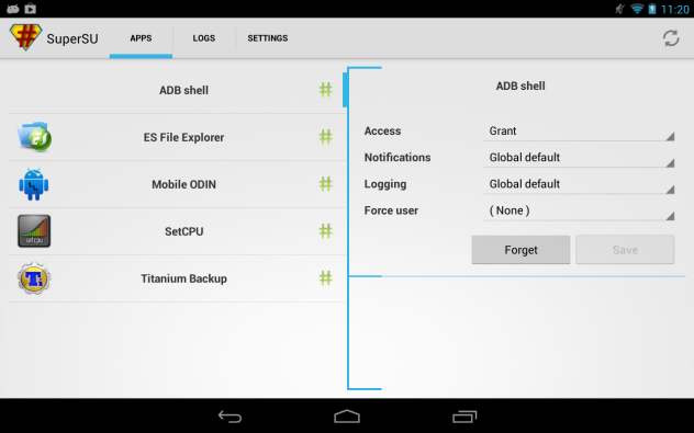 SuperSU Pro Unlocker 2.16 Full Apk Download