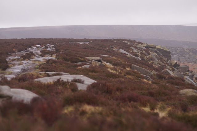 Upper Burbage edge