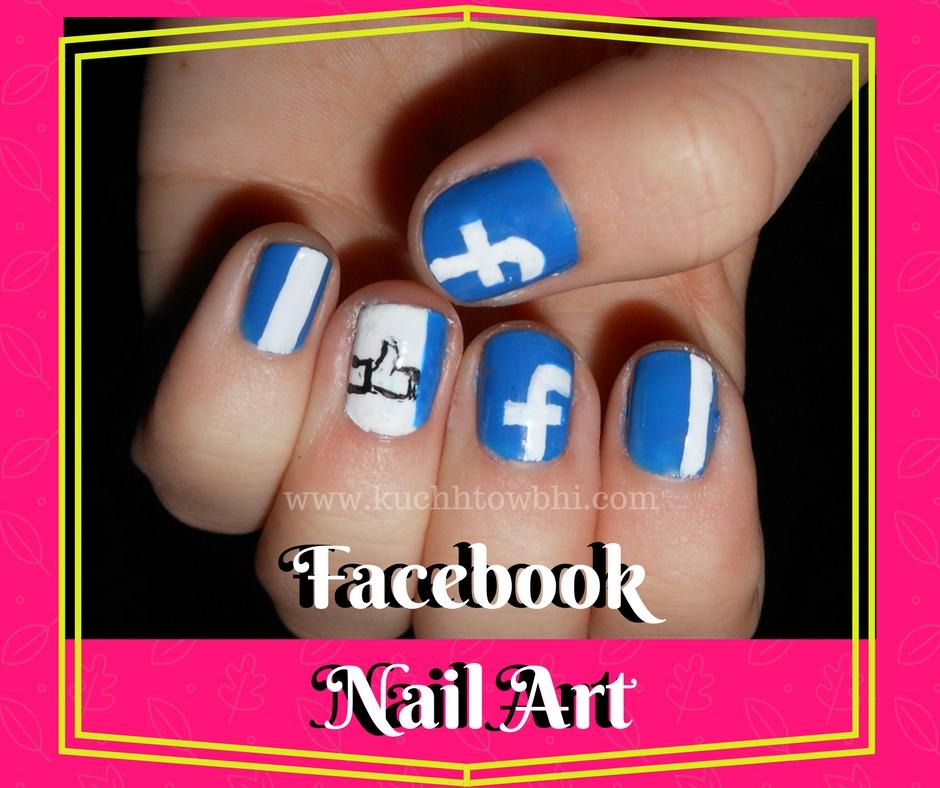 Types Of Social Media Nail Art | Kuchh Tow Bhi