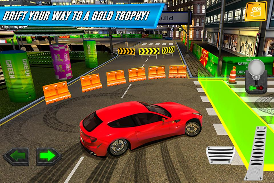 Action Driver Drift City MOD APK