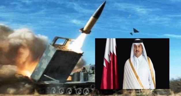 Palestin Di Zalimi. 254 Peluru BERPANDU Qatar Siap Sedia DiSasarkan Ke Israel Laknatullah!