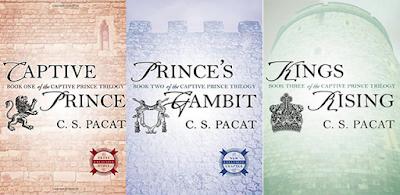 Resultado de imagen de saga captive prince