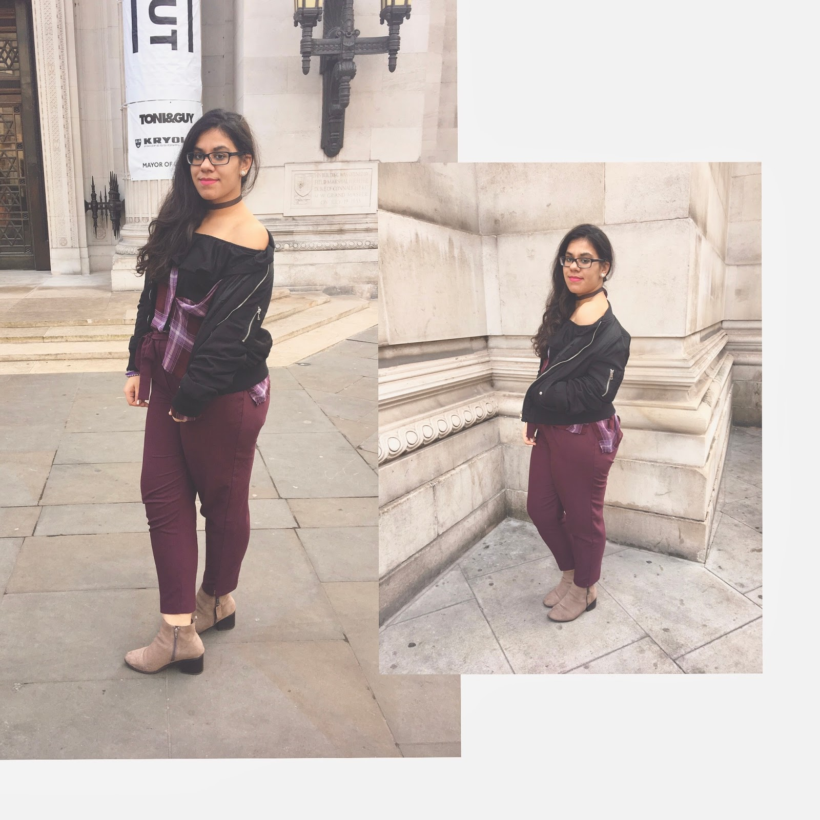 London Fashion Week Day Four Outfit