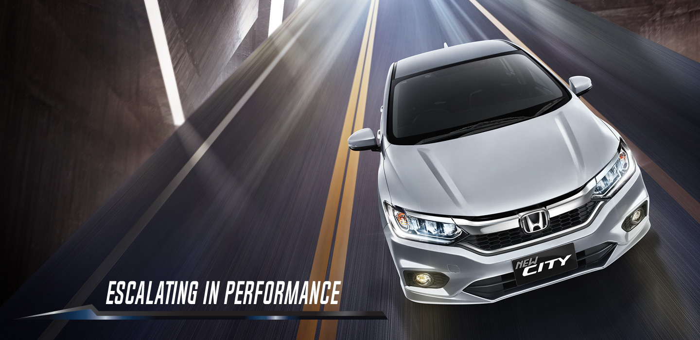 Info Harga dan Promo Honda City