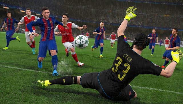 PES 2017 New Gameplay Patch By Parham.8