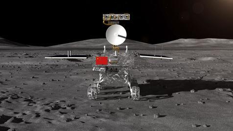 Moscú apunta a una estación lunar internacional