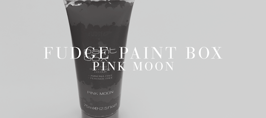 REVIEW: Fudge Paintbox Pink Moon