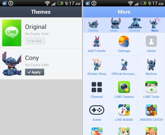 Cara Mudah Mengganti Tema Line di Android dengan Line