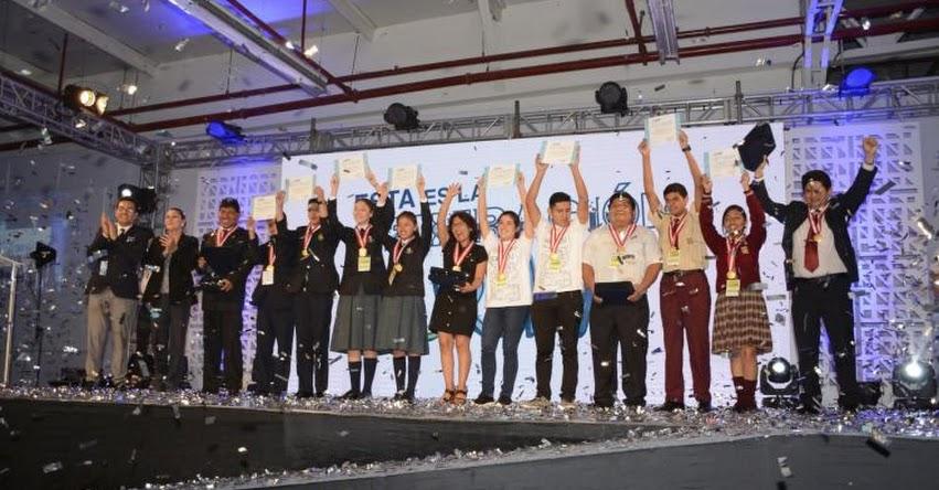 EUREKA 2017: Escolares ganaron feria de ciencias en Perú y ahora viajarán a EEUU, Brasil y México