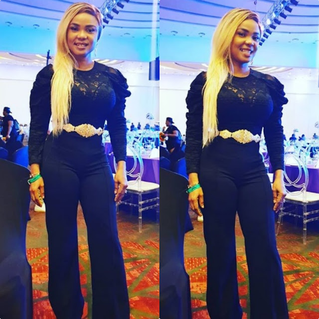 Moments Actress Iyabo Ojo Slayed In Jumpsuits