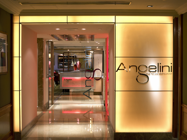 ANGELINI The Italian Restaurant Shangri-La Hotel Kowloon Hong Kong – Hungry Hong Kong