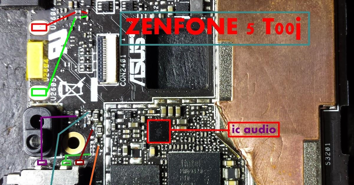 ACG Mod ASUS ZENFONE 5T00J AUDIO WAYS MODE HANDSFREE