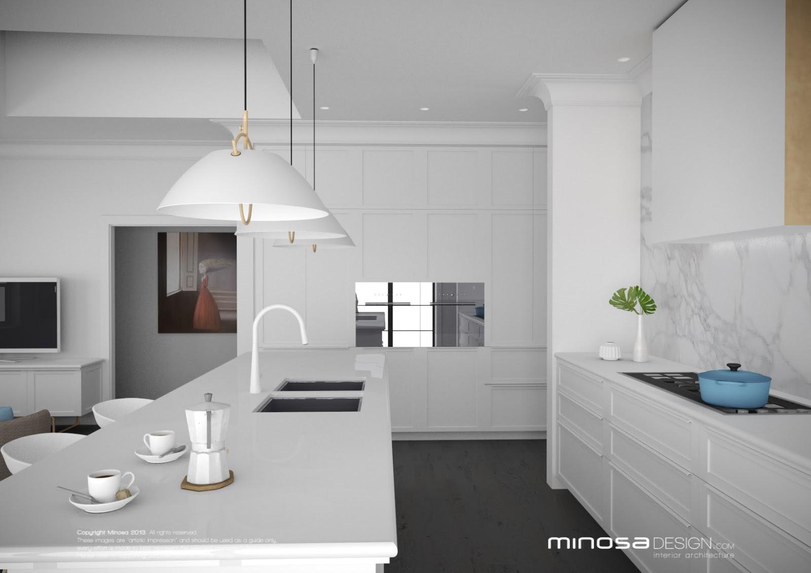 Minosa: Hampton's Kitchen - Minosa Style