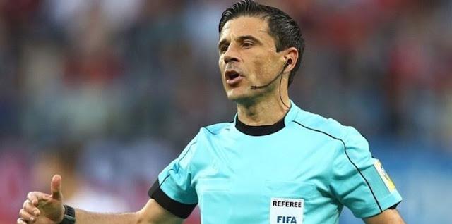 تعرف علي حكم مباراة ريال مدريد وليفربول في نهائي دوري أبطال أوروبا 2018