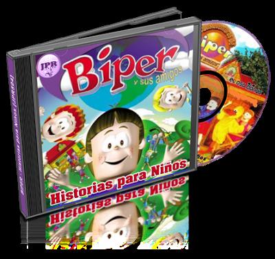 Biper y sus Amigos – Historias para Niños.
