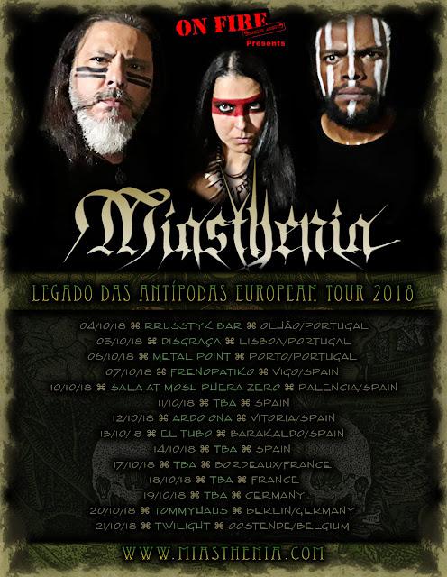 Miasthenia - Eurotour