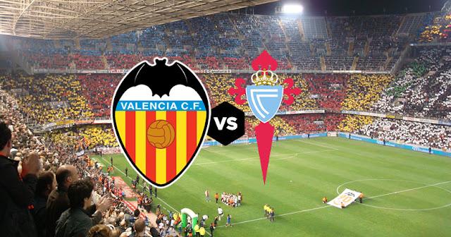 Valencia vs Celta Vigo Full Match & Highlights 09 December 2017