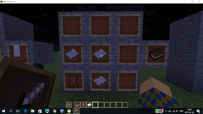 minecraft könyv crafting