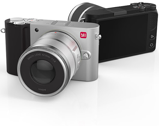 6 Highlights of Xiaomi Yi M1 Mirrorless