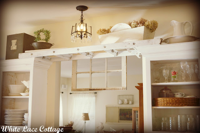 tremendous adorning for Living Room - Creative Ways To Decorate The Top Of The Cabinets