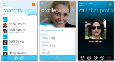 Official Skype App for Windows Phones