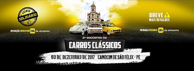 Encontro de carros clássicos movimenta Camocim nesse final de semana