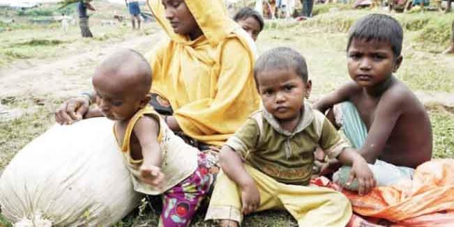 Hampir semua warga Tulatoli dibunuh,'Tidak ada Rohingya yang tersisa di Tulatoli'