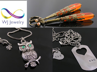 WJ Jewelry - Handmade Quality - Free Shipping