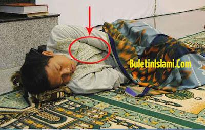 Bahaya tidur setelah makan sahur