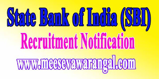SBI Recruitment 2016 Vice President Vacancies Post Online Apply