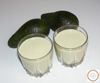 Smoothie cu avocado reteta,